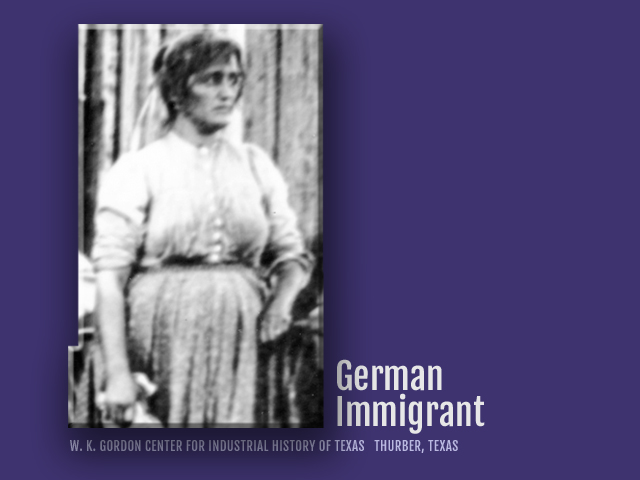 GermanWomanAudioPlate